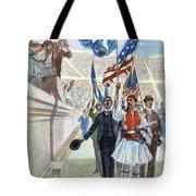 Olympic Games, 1896 Tote Bag