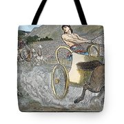 Olympic Games, Antiquity Tote Bag by Granger