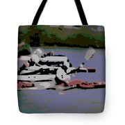 Olympic Lightweight Double Sculls Tote Bag