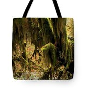 Olympic Moss Tote Bag