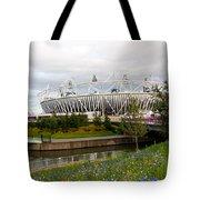 Olympic Park Tote Bag