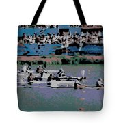 Olympic Rowing Tote Bag