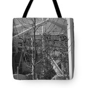 Olympic Torch - Athens Summer Games Tote Bag