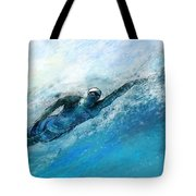 Olympics Swimming 03 Tote Bag