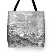 Omaha, Nebraska, 1869 Tote Bag