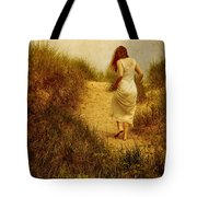 On A Beautiful Day Tote Bag