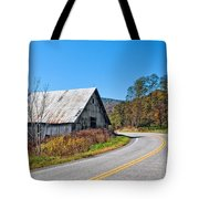 On A Roll In West Virginia 2 Tote Bag