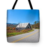 On A Roll In West Virginia Tote Bag