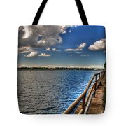 On A Sunday Afternoon... Tote Bag