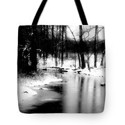 On A Winter's Day Tote Bag