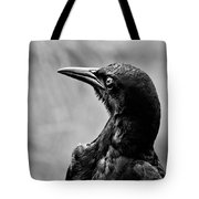 On Alert - Bw Tote Bag