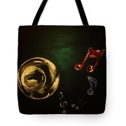 On Another Note Tote Bag