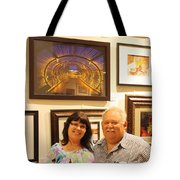 On Display Tote Bag