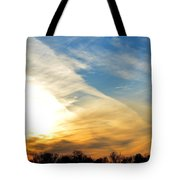 On Eagle's Wings - 2 Tote Bag