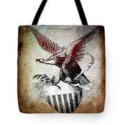 On Eagles Wings Tote Bag