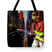 On Every Street Tote Bag