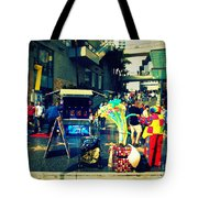 On Hollywood Boulevard In La Tote Bag