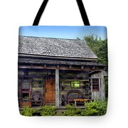 On The Back Porch Tote Bag