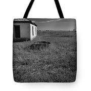 On The Hi-lo Plains Tote Bag