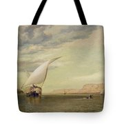 On The Nile Tote Bag