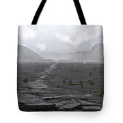 On The Planets Surface Tote Bag