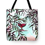 On The Prowl 2  Tote Bag