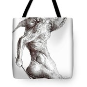 On The Quest For Nothing Tote Bag