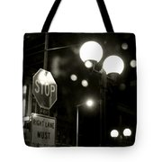 On The Road 2 Tote Bag