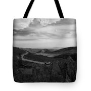 On The Road To Somewhere Tote Bag