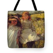 On The Stile Tote Bag
