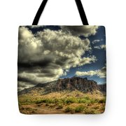 On The Superstitions  Tote Bag