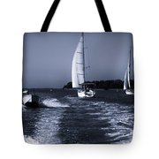 On The Water 1 - Venice Tote Bag