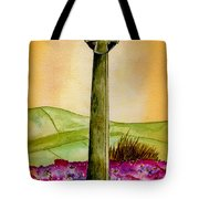 On The Yorkshire Moors Tote Bag