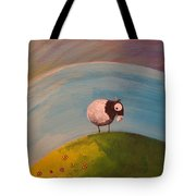 On Top Of Ole Meadow Tote Bag