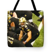 On Two Tote Bag