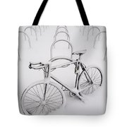 On Your Bike Tote Bag