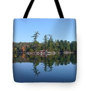 Once Reflected Tote Bag