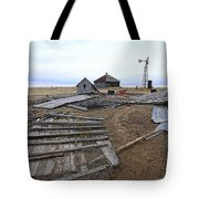 Once There Was A Farm Tote Bag