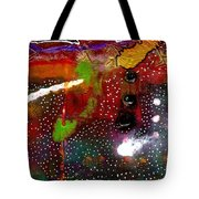 Once Upon A Snowy Night Tote Bag