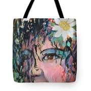 Once Upon A Time Woman Tote Bag