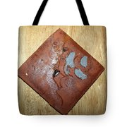 One - Tile Tote Bag