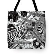 One 44 Tote Bag
