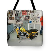 One Chopper Coming Up Tote Bag
