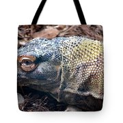 One Eyed Monster Tote Bag
