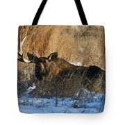 One Horn Tote Bag