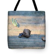 One Less Nut Tote Bag