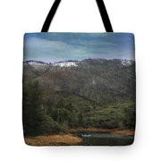 One Little Boat Tote Bag
