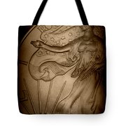 One Lucky Lady Tote Bag