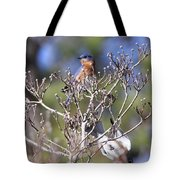 One More Berry Tote Bag