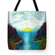 One More Sunset Tote Bag